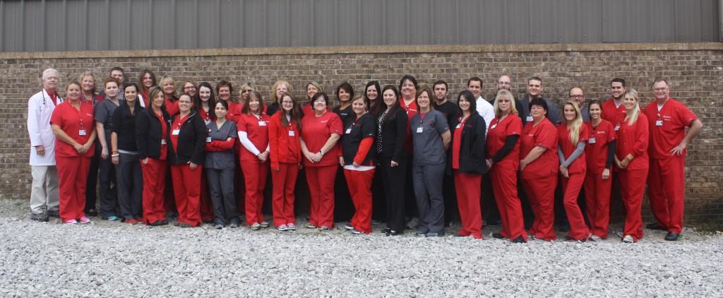 The Satellite Med staff.