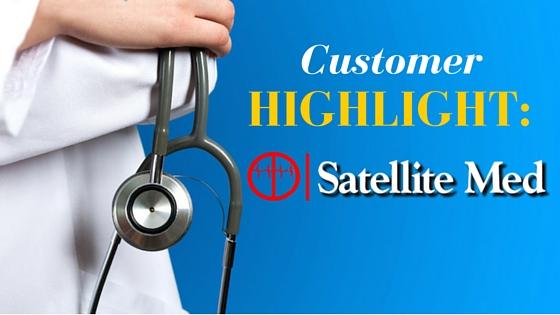 satellite med