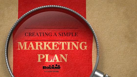 simple mktg plan