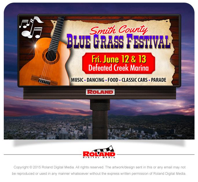 Smith Co. Bluegrass Festival